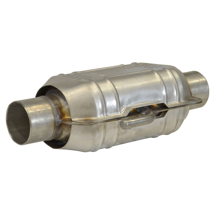 New 1983 Chrysler New Yorker Catalytic Converter EPA Approved - Front 2.2L - Undercar Unit - Front