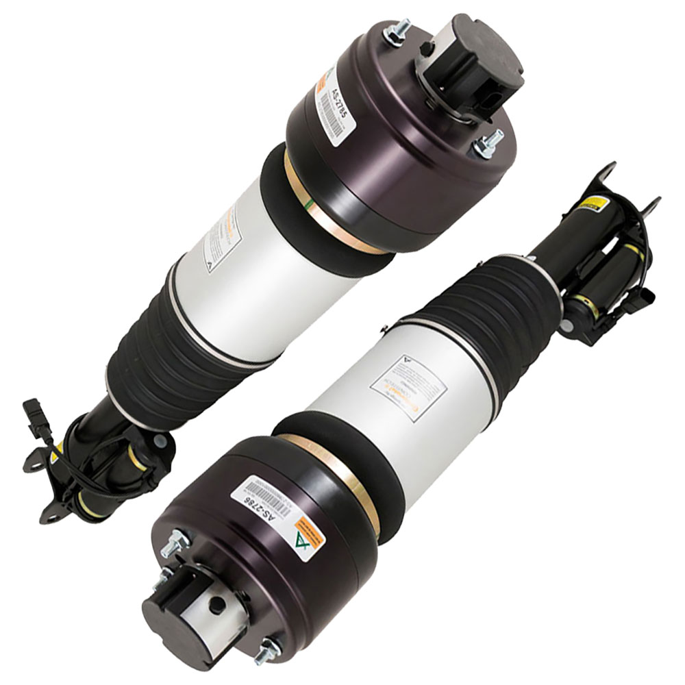 New_2008_Mercedes_Benz_E550_Shock_and_Strut_Set__Front_Pair_w_Airmatic__wo_4Matic__Front__Pair