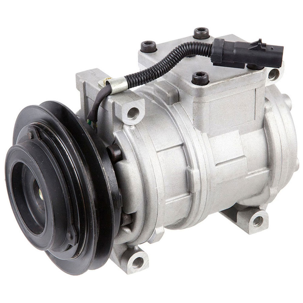 2000 Chrysler Town and Country AC Compressor 6001313NA-2000-4-20804