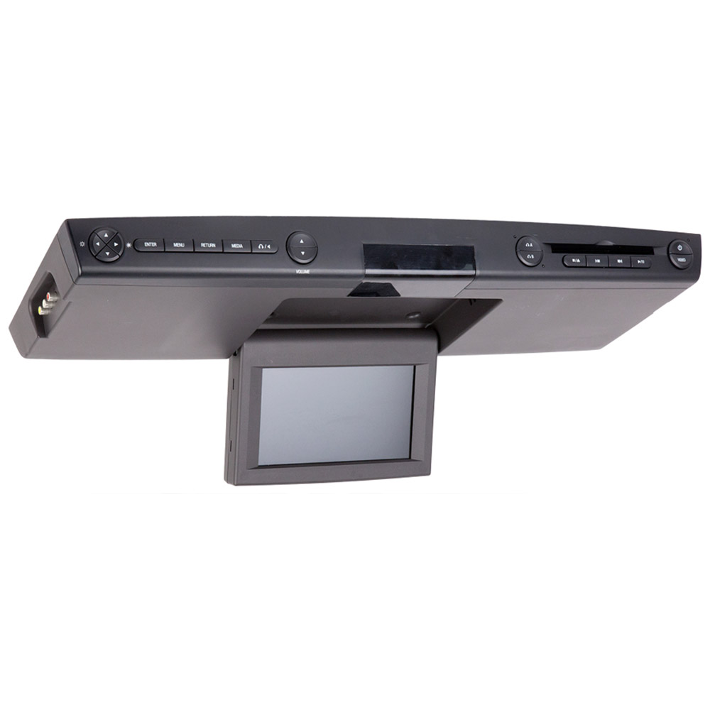 2007 Ford Expedition DVD Player Screen 1890084R-2007-4-411602