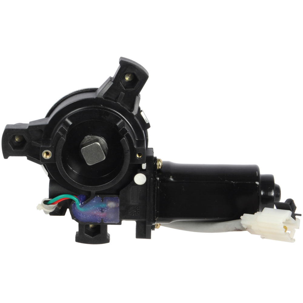 New 2002 Dodge Stratus Window Motor Only - Front Left Coupe - Contains Gear - w/o Regulator - Front Left