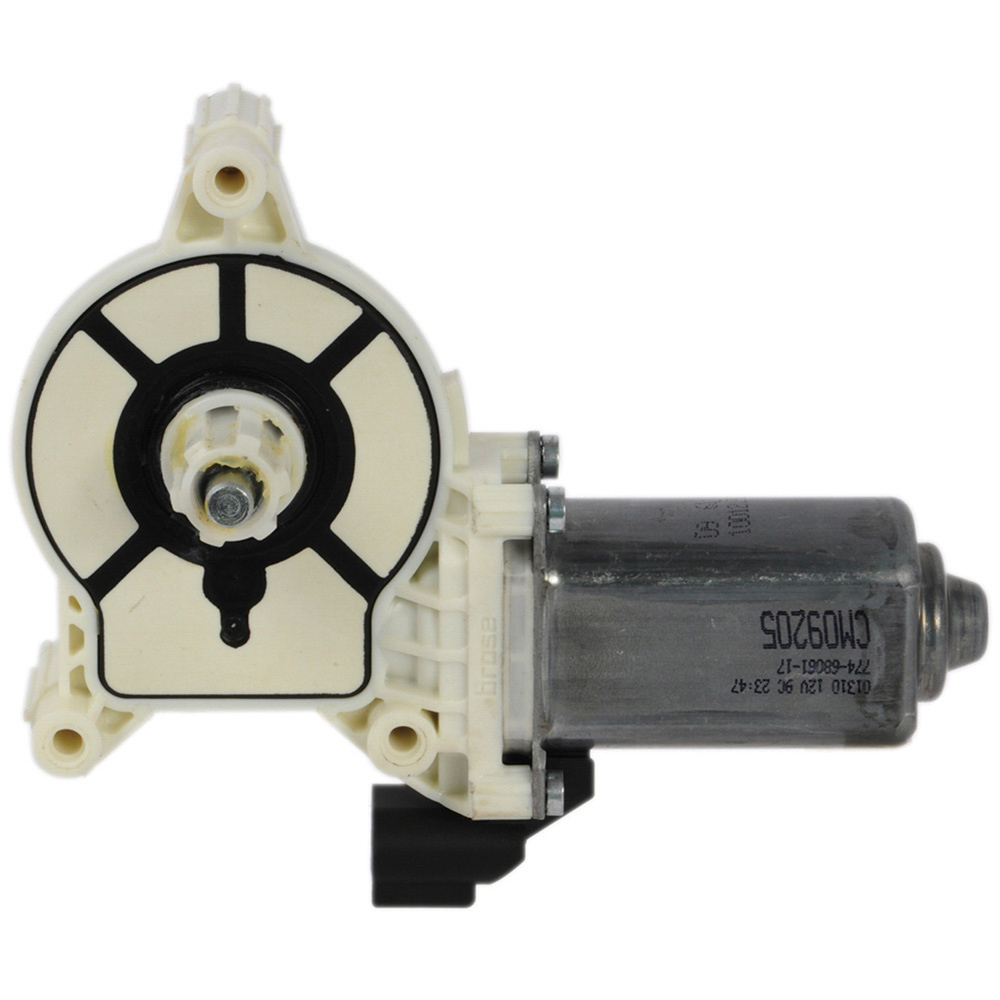 New 2009 Dodge Dakota Window Motor Only - Front Right Contains Gear - w/o Regulator - Front Right