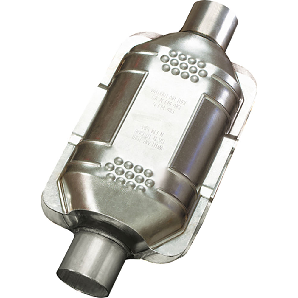 New 2000 Ford Ranger Catalytic Converter CARB Approved - Rear 4.0L - 4WD - Rear