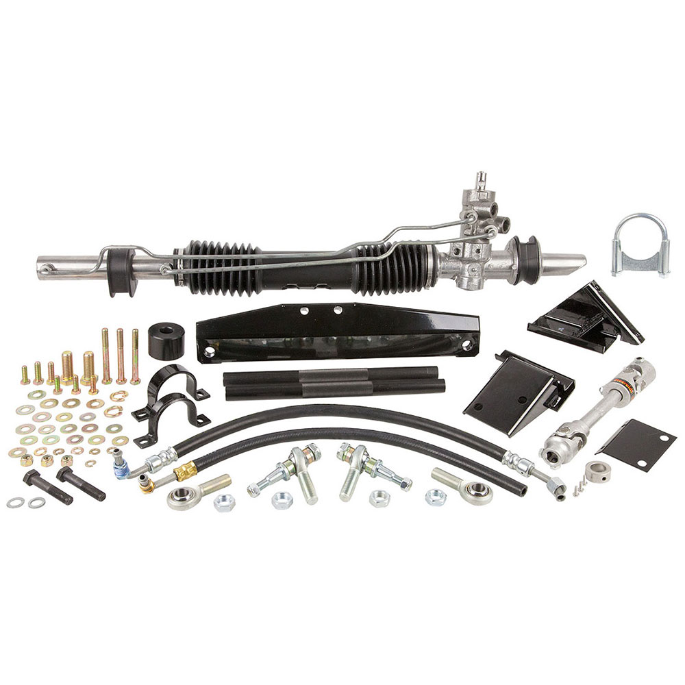 Steering Parts And Components 1955 Ford F100 Box Rack Conversion Kit