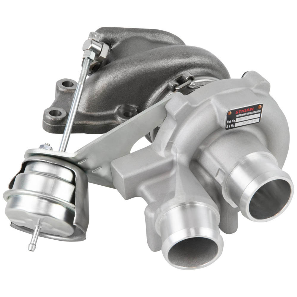 New 2015 Lincoln Navigator Turbo - Left 3.5L Engine - Left Side