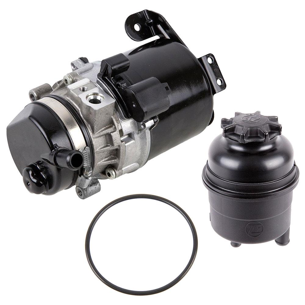 New 2003 Mini Cooper Power Steering Pump Kit 86-50007