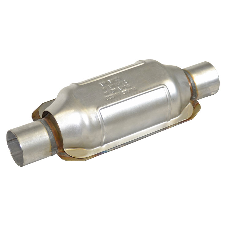 New 1999 Volkswagen Passat Catalytic Converter EPA Approved - Right 2.8L - Automatic Trans. - Undercar Unit - Right