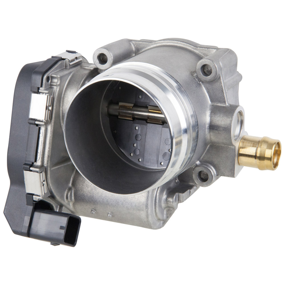New 2015 BMW 428i Gran Coupe Throttle Body All Models