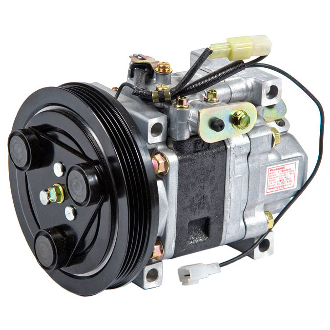 New 2001 Mazda Protege AC Compressor 60-01679