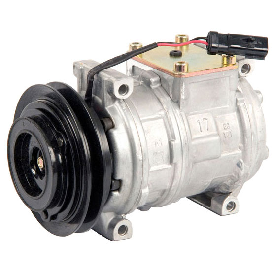 2000 Chrysler Town and Country AC Compressor 6001313NC-2000-4-6303