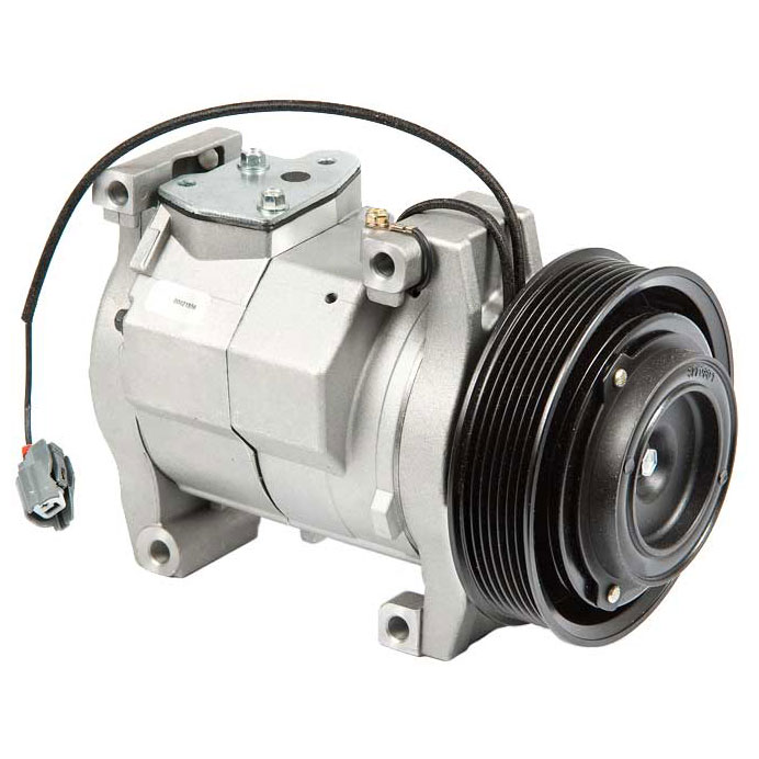 Image of 2007 Honda Accord AC Compressor
