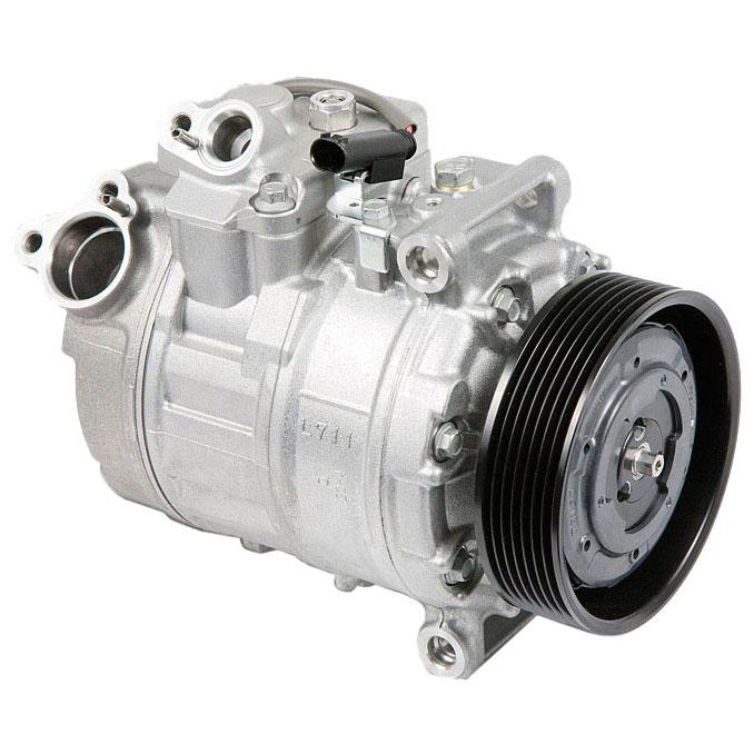 Image of 2008 BMW 335 AC Compressor