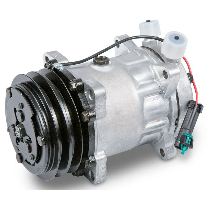 New 2008 Specialty and Performance Sanden AC Compressor 60-02181