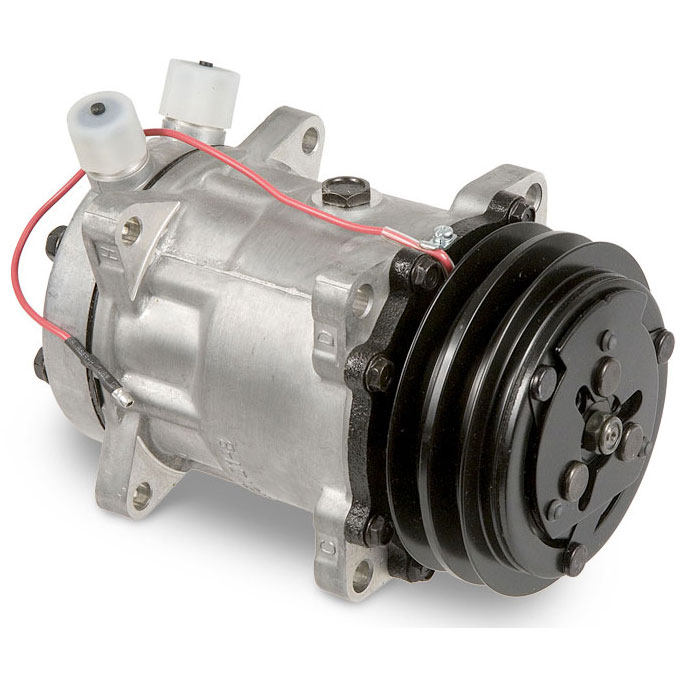 New 1992 Specialty and Performance Sanden AC Compressor 60-01783