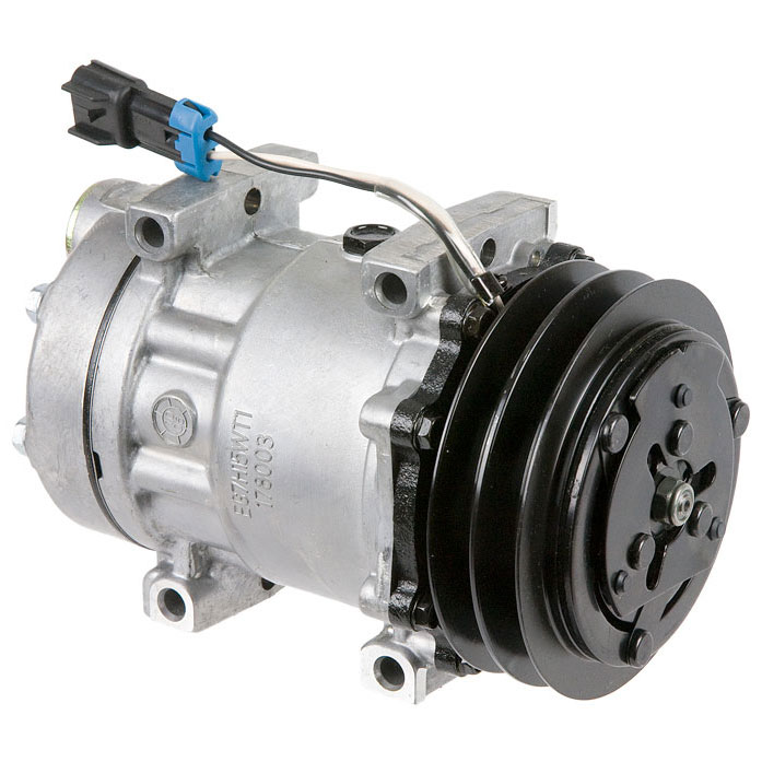 New 1981 Specialty and Performance Sanden AC Compressor 60-02312
