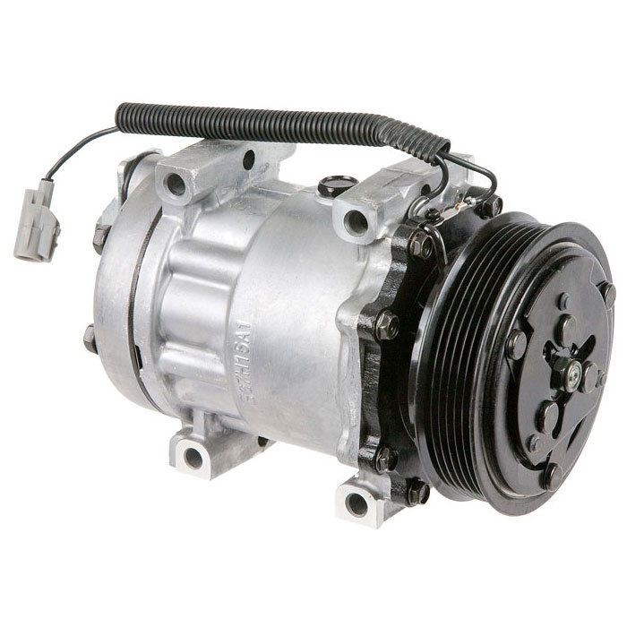 New 1980 Specialty and Performance Sanden AC Compressor 60-02118