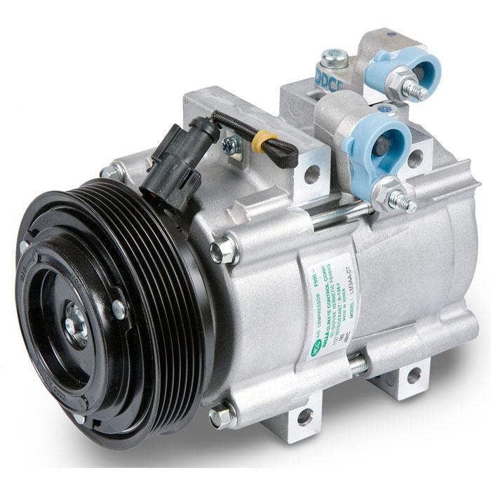 2005 Ford Escape AC Compressor 6001946NC-2005-4-147327