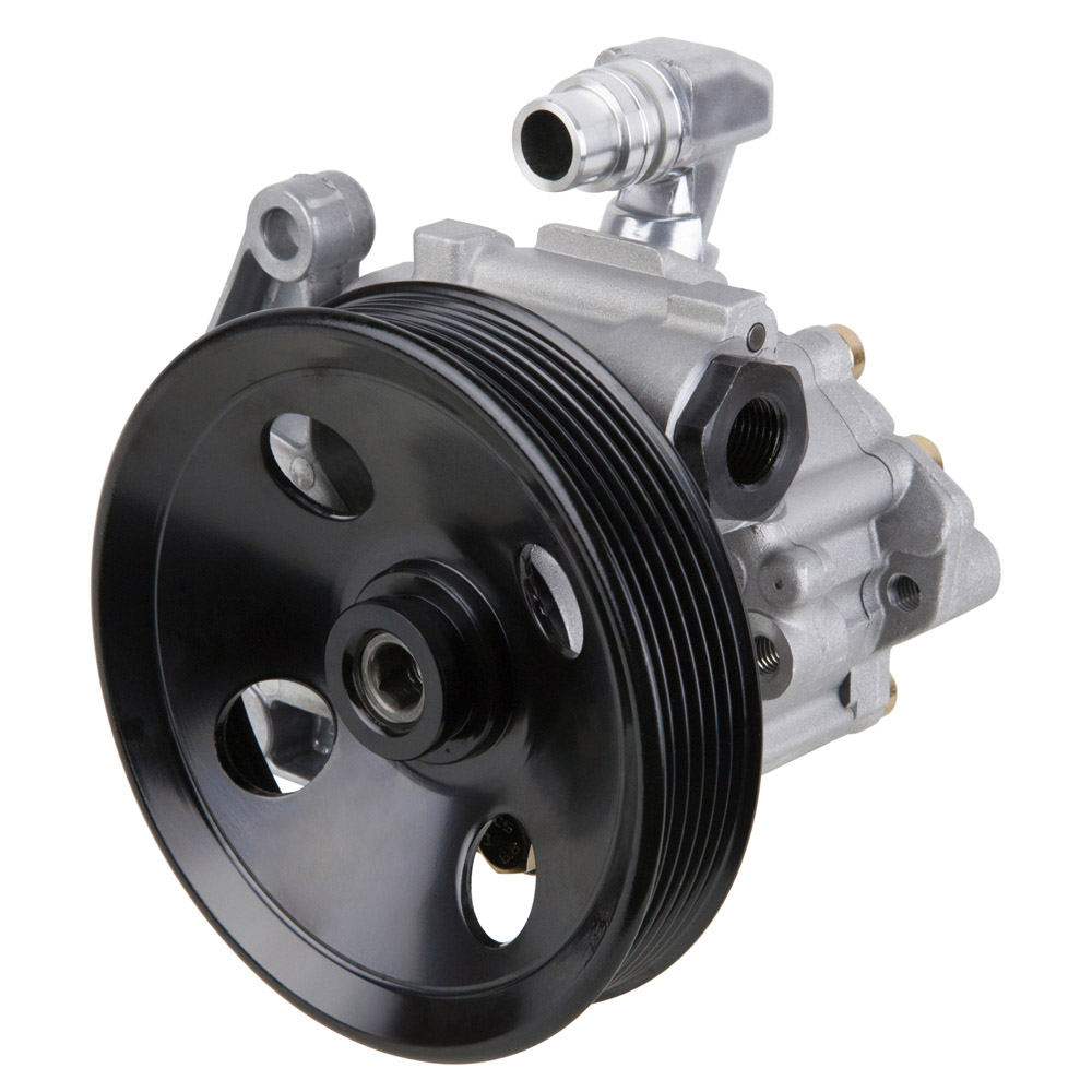 New 2011 Mercedes Benz ML550 Power Steering Pump without Speed Sensitive Steering