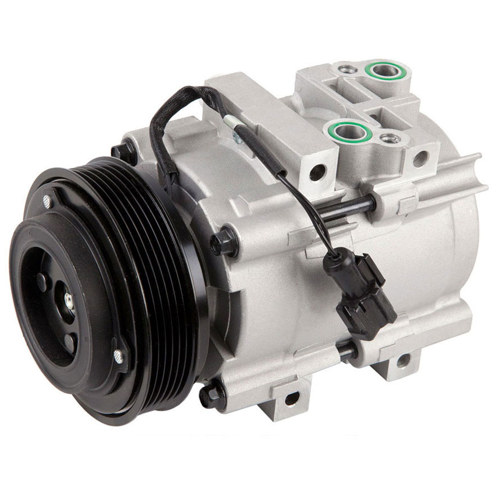New 2005 Ford Escape AC Compressor 60-01946