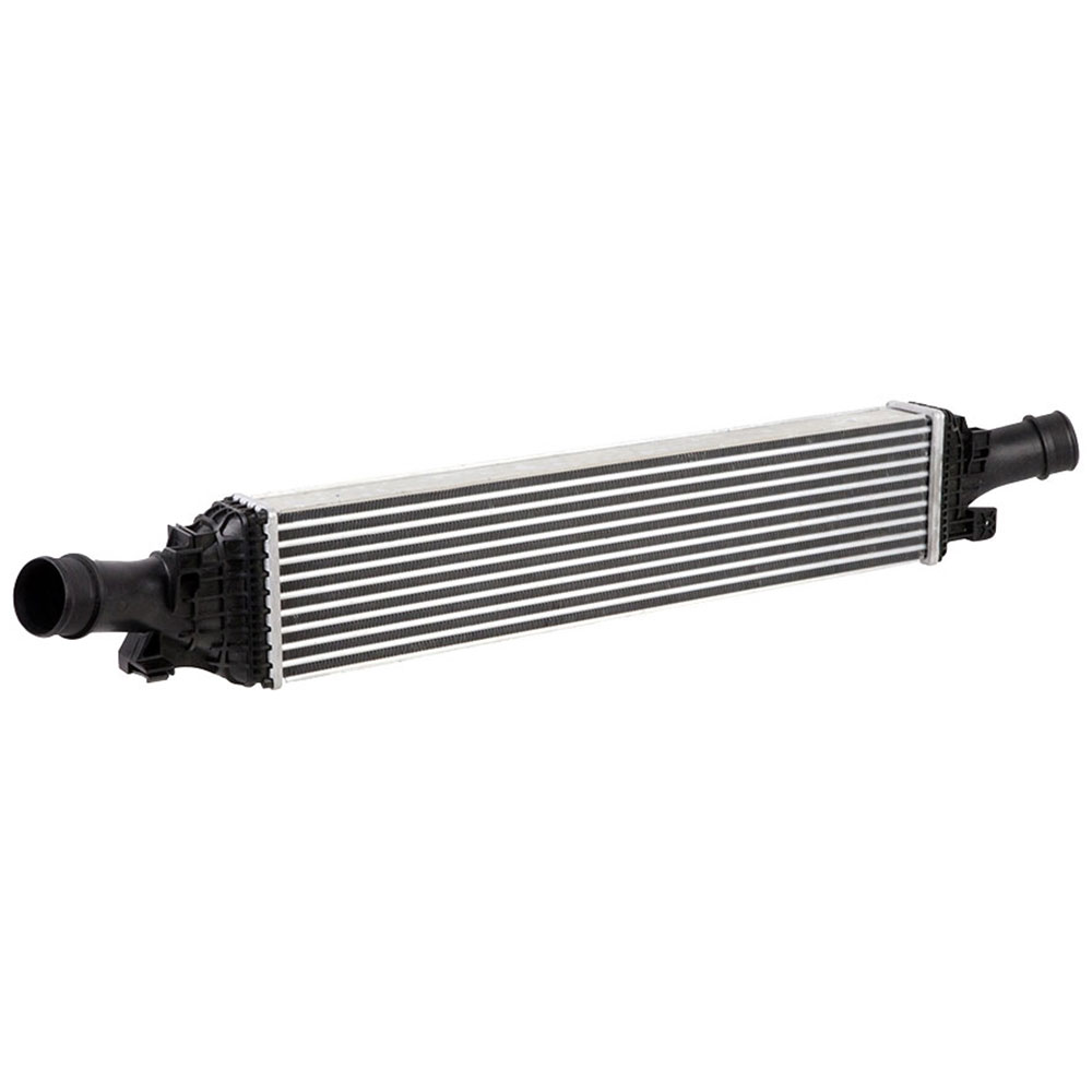 New 2012 Audi A5 Intercooler All Models