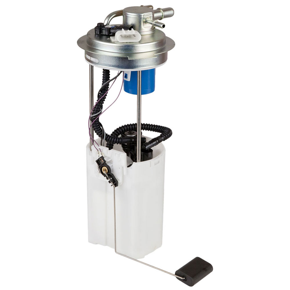 New 2007 GMC Sierra Fuel Pump 2500 HD Series - 8.1L Models with 78 Inch Bed and 2 Electrical Connectors