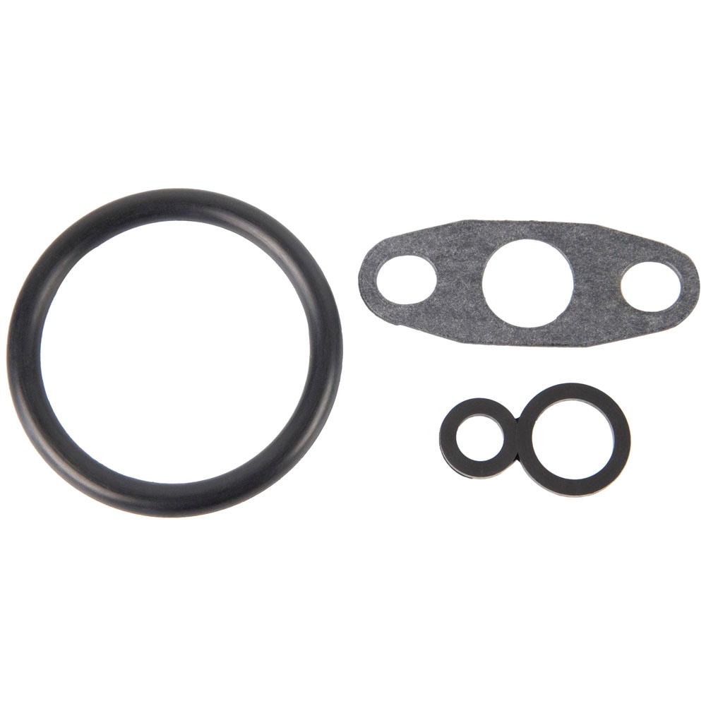 New 1995 GMC Suburban Turbocharger Mounting Gasket Set 6.5L Engine - Diesel - charged