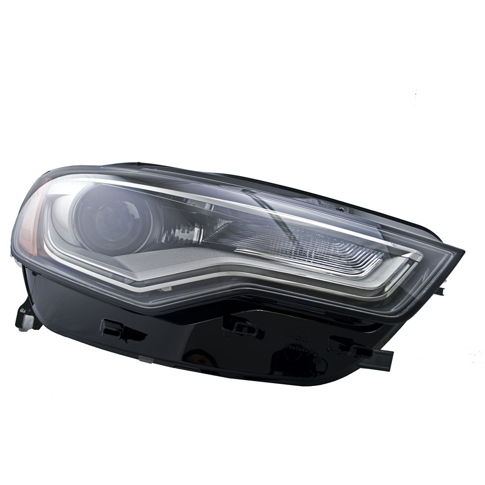 Audi Headlight