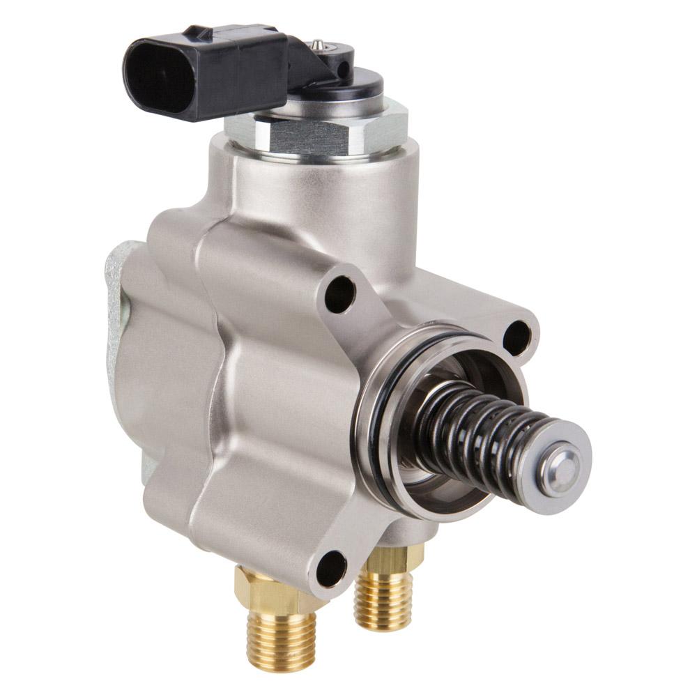 New 2008 Audi S4 Fuel Pump - Left Base Models - 4.2L Engine - High Pressure Mechanical Pump - Left Bank