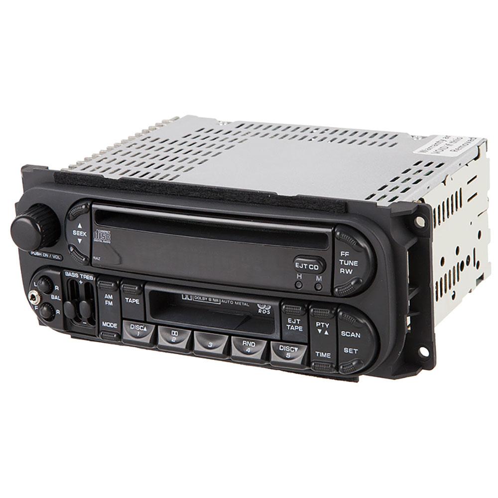 2003 Chrysler Pt Cruiser Radio – name