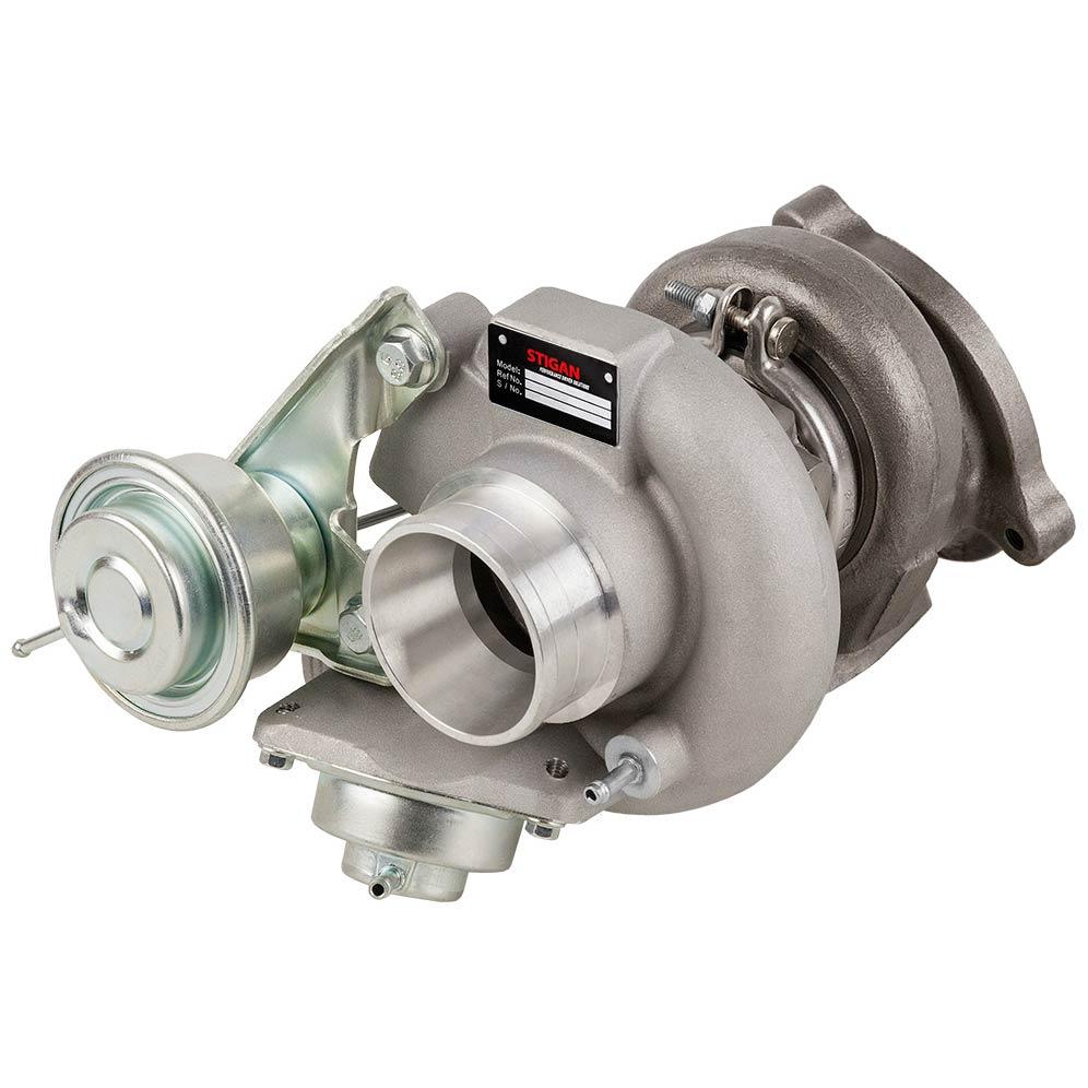 Stigan New Turbocharger 2000 Volvo C70 2.4L Engine - charged