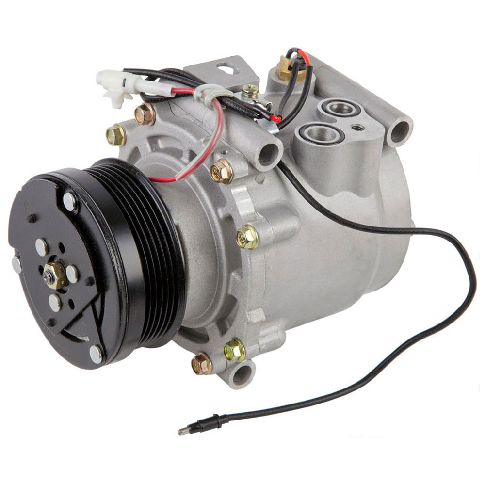 New 2003 Saab 9-3 AC Compressor 60-00799