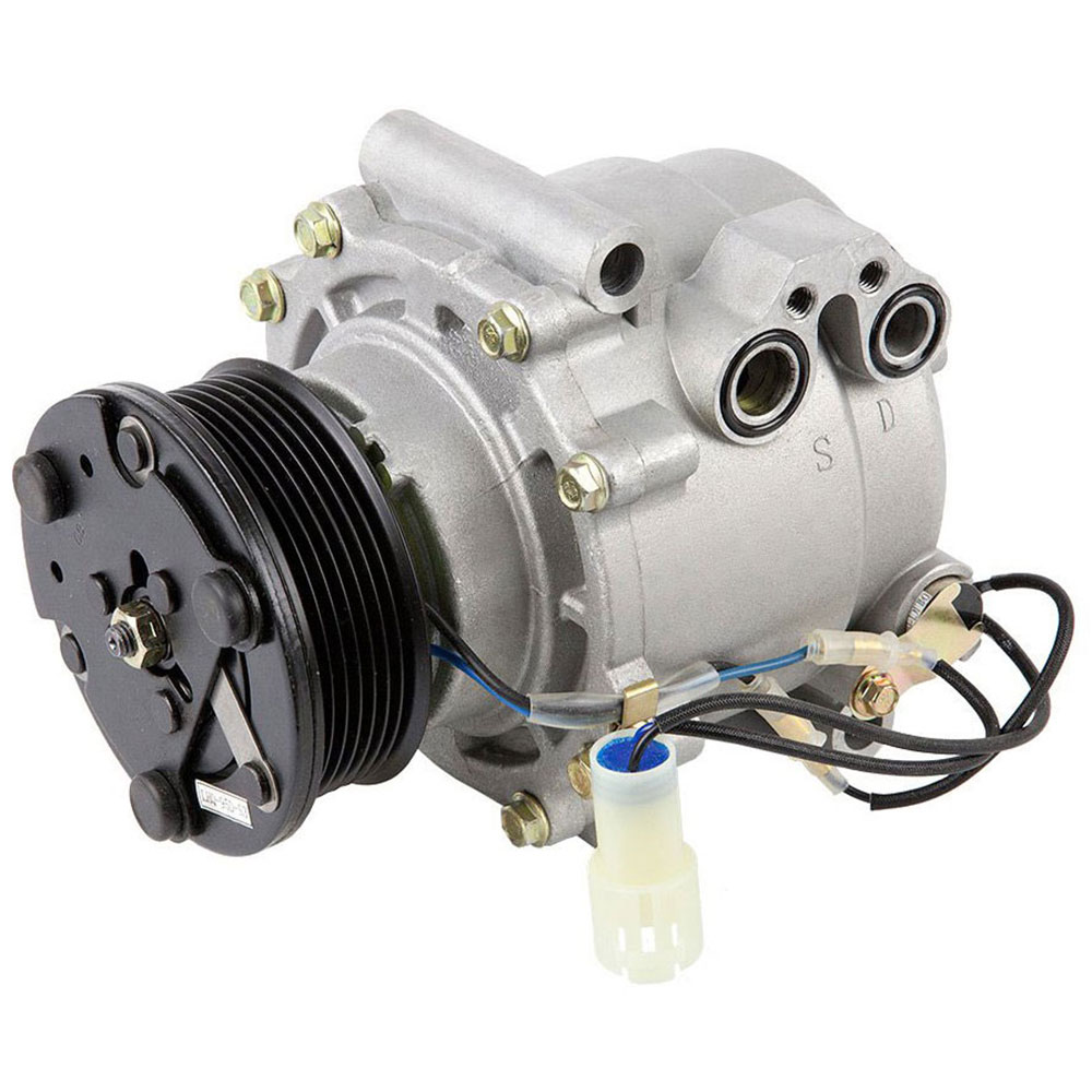 New 1995 Land Rover Discovery AC Compressor 60-00784