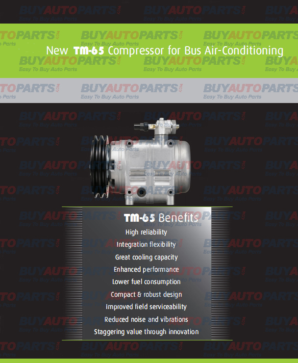 Auto Air Conditioner Parts - Auto AC Parts from 1 Air Conditioning