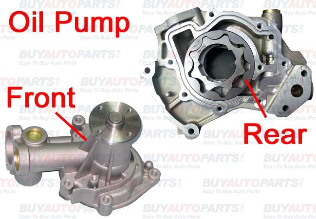 Repair Oil Pump